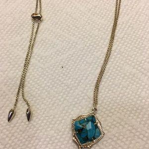 Kendra Scott kacey necklace